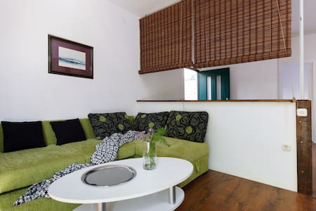 Great Family Apartment & Terrace - Marina (kraj Trogira) - Wohnung