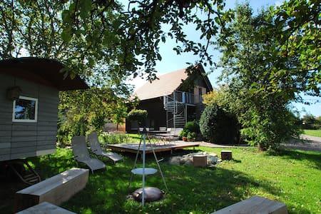 Landleben für Schöngeister I Nähe Bodensee - Apartamento