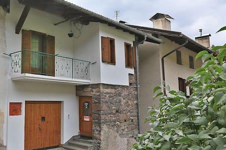 Casa Sicina - Apartment Albina - Haus