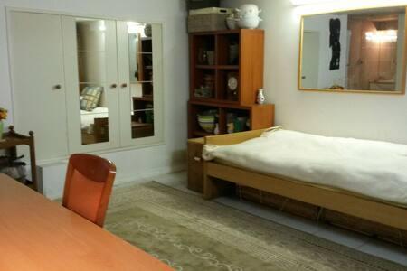 Chambre avec salle de bain - Dům