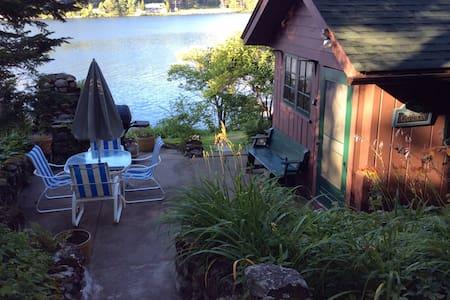 Lakeside Adirondack Home - Caroga Lake - Maison