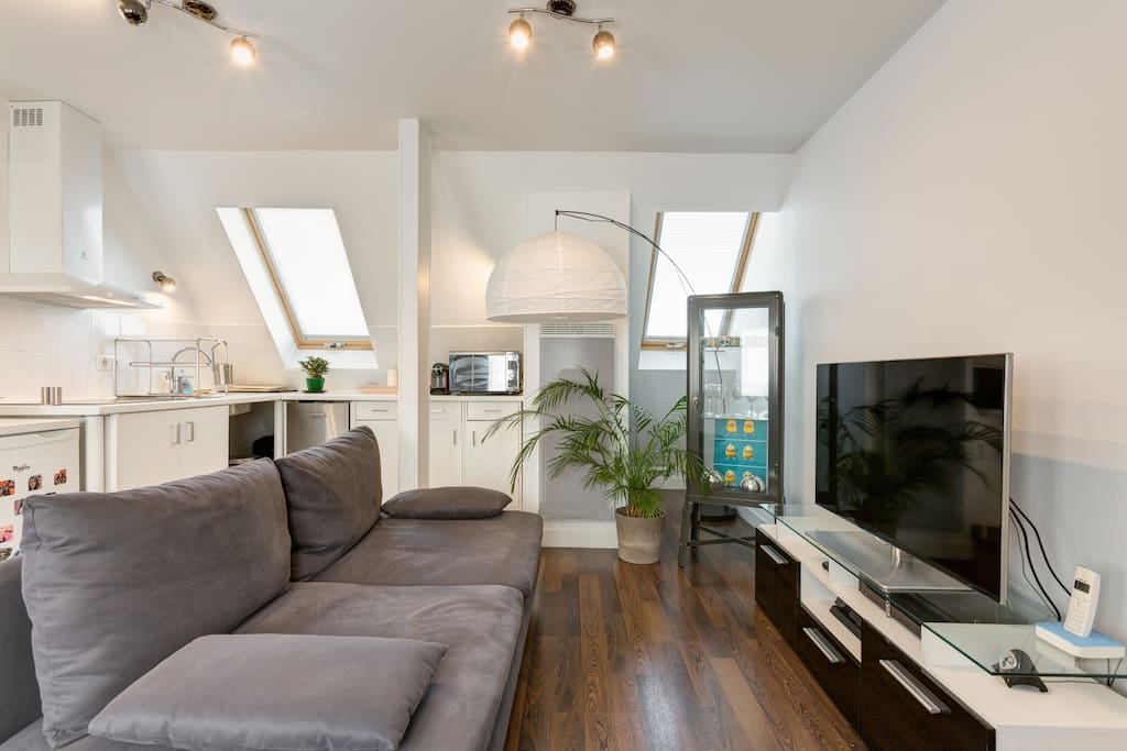Modern apartment Wagram