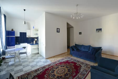 Lux apartment Old town,parking,yard - Київ - Leilighet