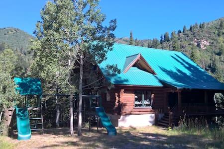Spectacular, serene mountain cabin - Salt Lake City - Cabane