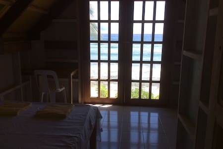 Awesome oceanview fr cozy room Perfect for Surfers - Siargao Island
