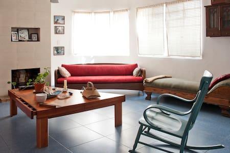 Jolie chambre, centre du la Condesa - Maison