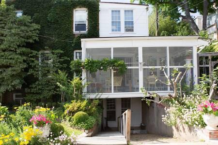 Beautiful Garden Suite - Washington - Apartment