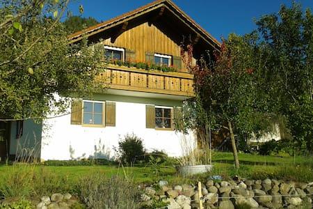 Geschmackvolles Landhaus im Allgäu - Kaltental - Casa