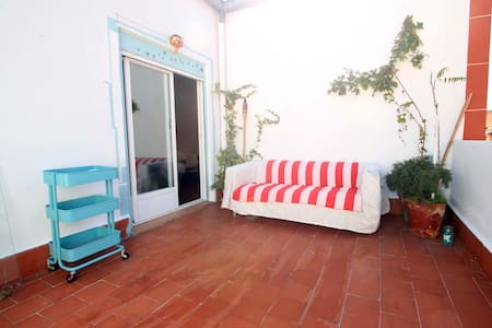 1 ROOM NICE APPARTMENT - 2 TERRACES - Madrid - Apartment