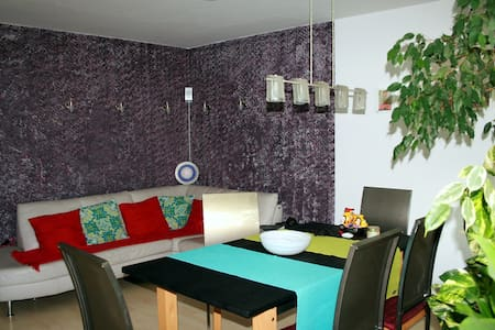 Close to Messe and 12 min to center - Apartment