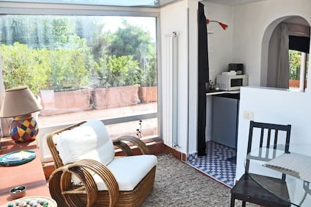 A charming apartment with terrace - Napoli - Lejlighed