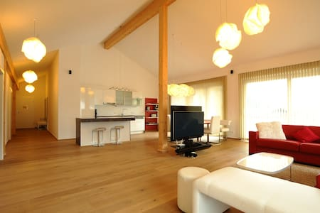 Penthouse Living - an der Skipiste - Appartement