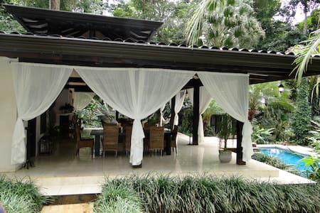 Casa Tranquila, my home-your refuge - Dominical - House
