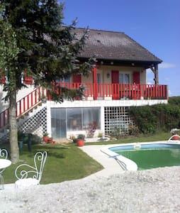Maison dans petit village au calme - Labergement-Foigney
