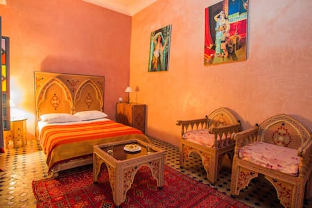 Ch Double Supérieure - Bed & Breakfast