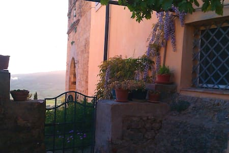 Andy & Raff's Tuscan Haven: summer! - Massa Marittima - Apartemen