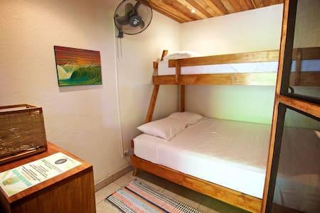 Shared Luxury Hostel in Guiones