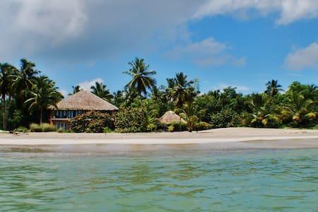 Luxury Villa on the Beach - Miches - Villa