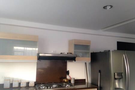Apto. 2 dormitorios Ficoa - Apartemen