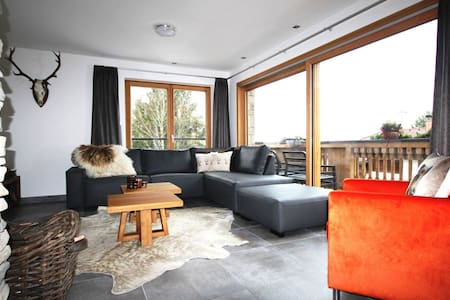 Luxury apartment at Leogang - Lakás