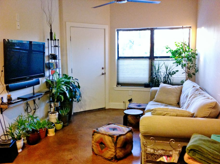 Downtown East Austin Loft,1bd/1bth