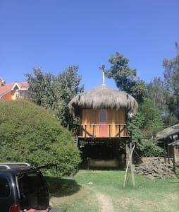 Naivasha b&b Treehouse+WiFi - Cabane dans les arbres
