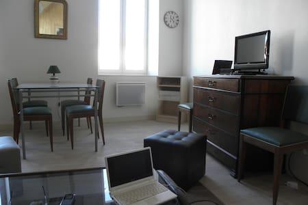 Charming flat in Rhône Valley - Apartment