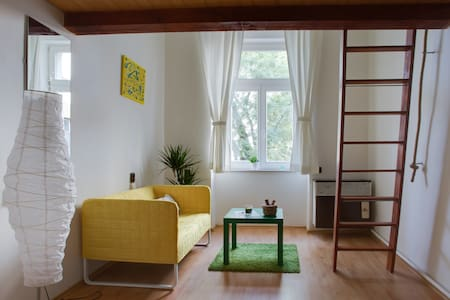Backpacker´s Base in Center – Green - Wohnung
