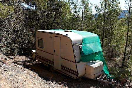 A caravan to move freely around! - L'Espluga de Francolí