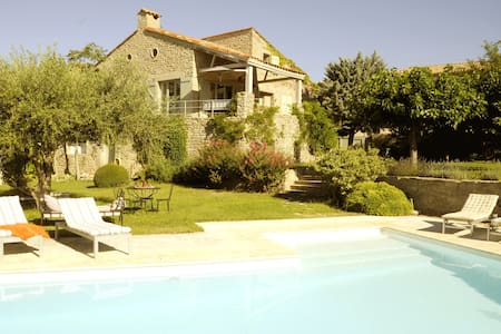 Luxury 4 bedroom villa in Languedoc with pool - Cesseras - Talo