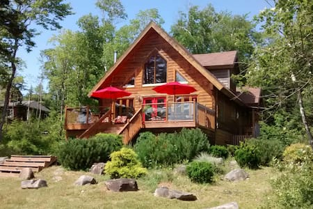 Log Home Chalet - Mount Uniacke - Muu