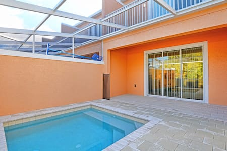 Modern Townhouse with Private Pool - Townhouse
