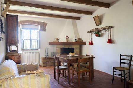 Agriturismo Carbonaio: La caciaia - Sorano - Lejlighed
