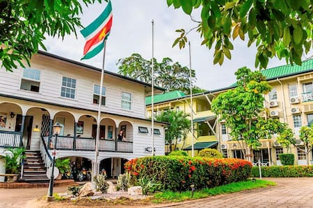 Luxurious and prestigious hotel in Suriname. - Paramaribo - Apartment