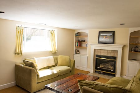 Sunlit 1-Bedroom apartment - Seattle - Apartment