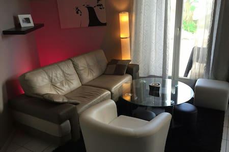 Bel appartement avec terrasse 67m2 - Chilly-Mazarin - Apartemen