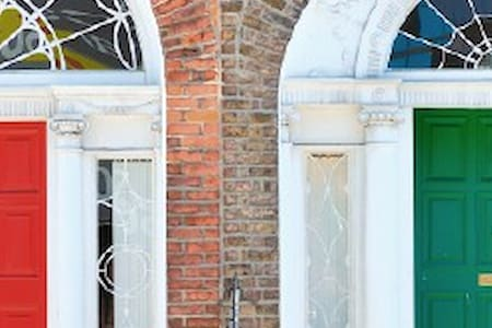 Beautiful Dublin period house - Casa
