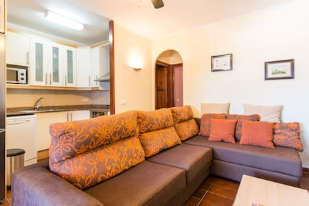Coqueto apartamento con piscina - Appartement