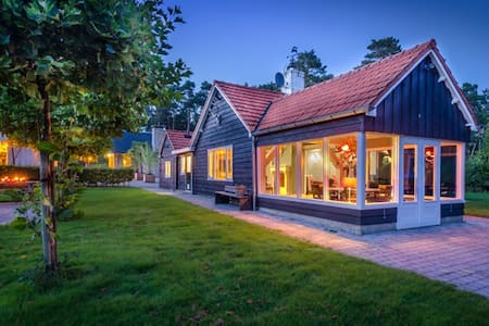 Charming cottage in woods  - Beekbergen - Cabin
