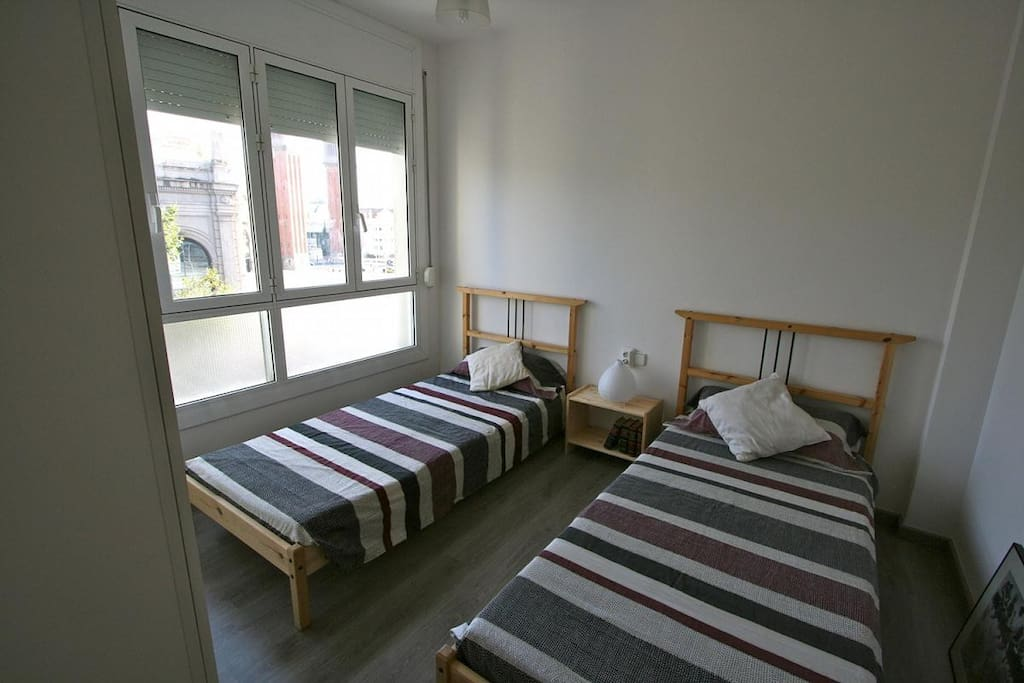 Amazing Plaza España apartment
