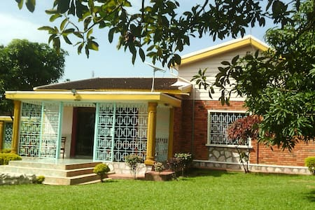 Your Ugandan Home Away From Home. - Bed & Breakfast