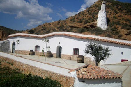 Casa Cueva Olivo - Huis