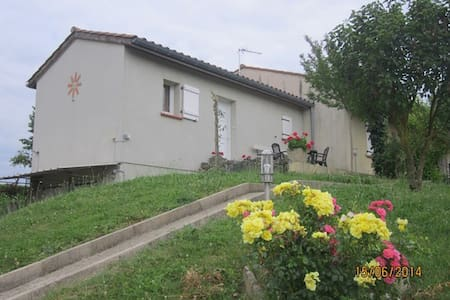 maison 3/4 pers entre Castres Albi - Venes - House