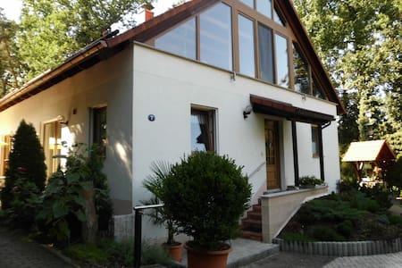 Ferienwohnung Hofmann Radebeul - Radebeul - Hus