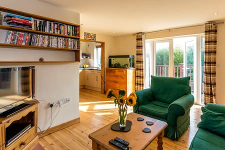 Comfortable modern cottage near sea - Watchet, - Hus