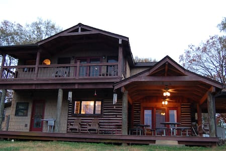 CABIN/HUNTERS/HORSE LOVERS PARADISE - Butts County - Huis