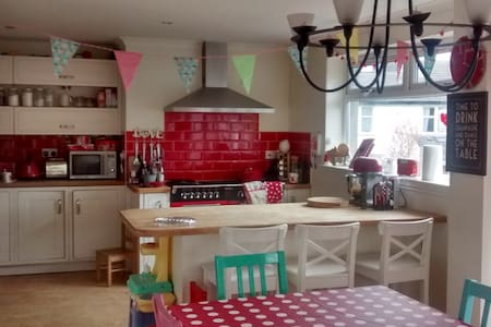 5 bed family home, Glasgow West End