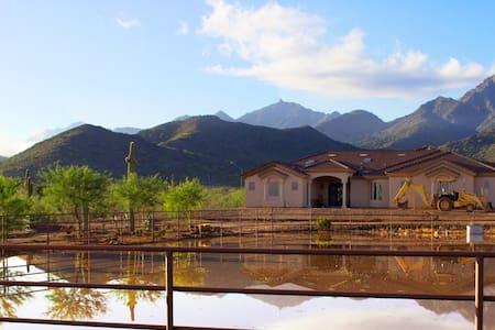 Rockin' M Bar Ranch - Saguaro Room - Szoba reggelivel