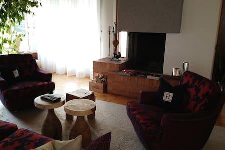 Villa am Park, 8853 Lachen SZ - Lachen - House