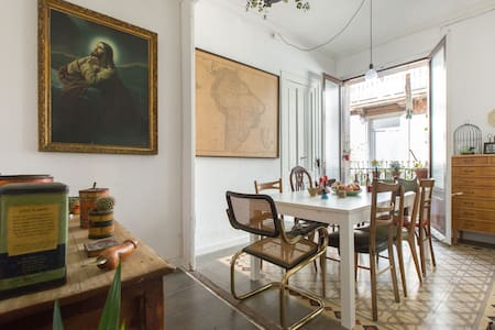 Lovely room in the heart of born - Barcelone - Appartement